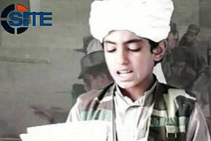 Osama bin Laden's son calls for attacks on Jewish targets