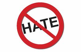 We stand against hate