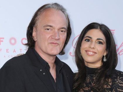 Quentin Tarantino gets engaged to Israeli singer Daniela Pick