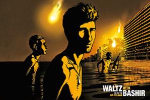 'Waltz with Bashir ' film screeningset  for Saratoga Jewish Cultural Festival