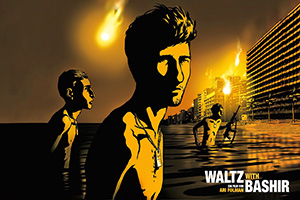 'Waltz with Bashir ' film screening set  for Saratoga Jewish Cultural Festival