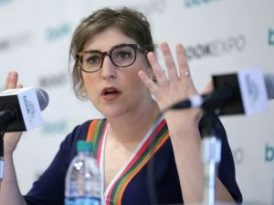 Mayim Bialik calls out March for Racial Justice over Yom Kippur date