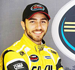 Israeli driver Alon Day races to first NASCAR championship