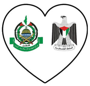 DC Report: Hamas and PA play kissy-face: A marriage of inconvenience; in major need of a pre-nup