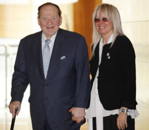 Adelsons, Sands Corp. establish $4 million fund for Las Vegas shooting victims