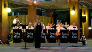 Beth Israel lists concert by the Swing Docs Big Band