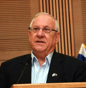 Israel's president encourages GA attendees to have patience with Israel on pluralism quest