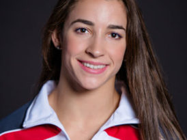 Sexual abuse reported by gymnast Aly Raisman