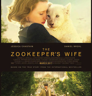 Interfaith commemoration of Kristallnacht  to feature showing of film 'The Zookeeper's Wife'