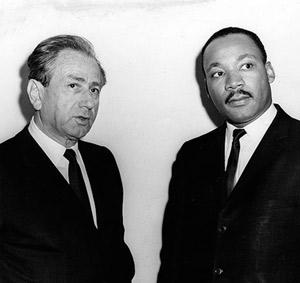 To note MLK Jr. Day Saratoga Arts slates documentary on Rabbi Prinz, anti-bias activist