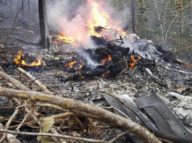 Two Jewish families killed in Costa Rica plane crash