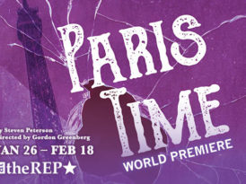 """Paris Time"" stares down racism, politics … and marriage"