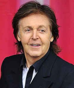 Paul McCartney wins Israel's prestigious Wolf Prize