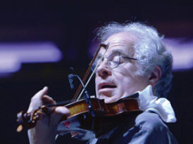 Itzhak Perlman's inspiring musical journey — and his delightful 50-year marriage — captured in a documentary