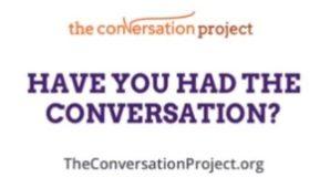 End-of-Life conversation workshop set for April 29 at Berith Sholom