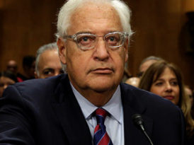 David Friedman tells the media to keep their 'mouths shut.' But what did they actually say?