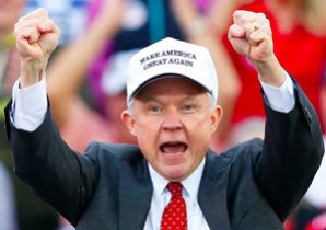 A day after honoring Jeff Sessions, Orthodox Union questions family separations at border