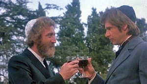 Old-world rabbi meets the Wild West in 1979 flick, 'The Frisco Kid,' at Temple Sinai on Aug. 5