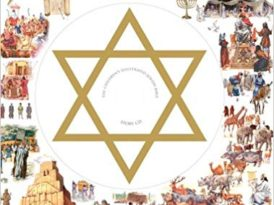 Writing duo to discuss The Children's Illustrated Jewish Bible as AJCC Stein lunch series finale