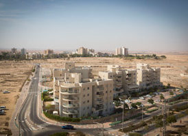 Israel to build new towns for Bedouins, the disabled