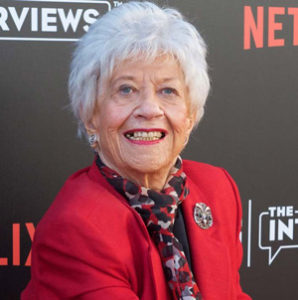 Charlotte Rae, who starred as Mrs. Garrett on 'The Facts of Life,' dies at 92