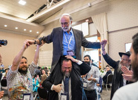 Son of executed Rosenbergs celebrates belated bar mitzvah