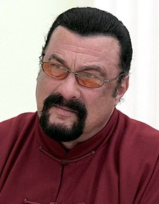 Russia names actor Steven Seagal special representative for Russian-US humanitarian ties