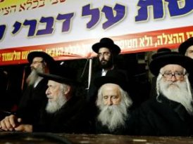 Haredi Orthodox radio station fined for keeping women's voices off the air