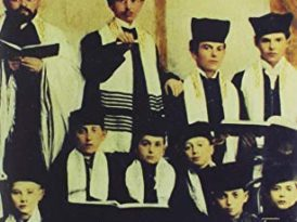 Agudat Achim to show film about Cantor Jacob Mendelson; Cantor to perform locally