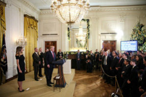 Trump's Chanukah parties celebrate his decision to move the Israel embassy