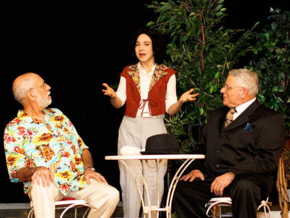 'The Value of Names' to be staged at Ohav Shalom