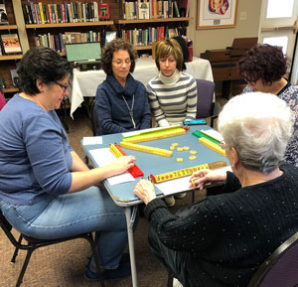 Beth Emeth's Mah-Jongg brings players together to compete, socialize