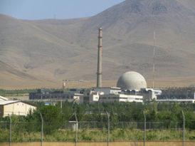 Dangers of a Mideast nuclear arms race cast a long-term shadow