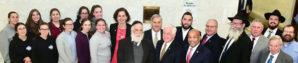 Capital Chabad celebrates Tu B'Shevat
