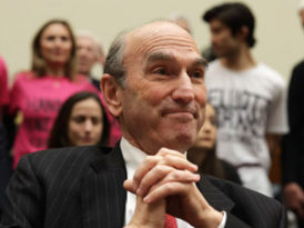 Who is Elliott Abrams and why is Ilhan Omar attacking him?