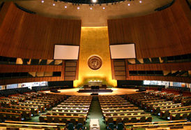 UN General Assembly adopts measure condemning anti-Semitism, Islamophobia