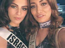 Former Miss Iraq to receive Ambassadorfor Peace Award in Geneva for promoting tolerance