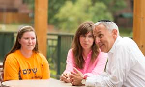Eric Fingerhut served in Congress. He says leading Hillel was a harder job.