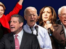 13 Democratic candidates gave videos to this Jewish conference. Their messages hint at what's to come