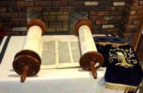 Colonie Chai slates celebration of Torah saved from Gomel, Belarus