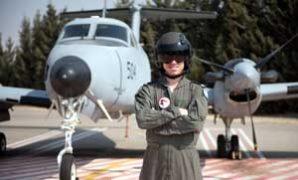 Newly graduated IAF navigator 'realizing a dream'