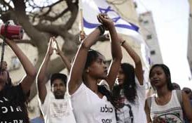 Ethiopian Israelis: 'No Respect!'