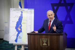 Netanyahu vows to annex all settlements after election, starting with Jordan Valley