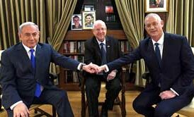 Israel's President Rivlin requests unity government