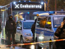 Gunman kills 2 in Yom Kippur attack near German synagogue and at kebab shop