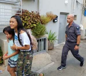 Israel's crackdown on foreign workers is driving some families into hiding; Do children born in Israel have rights?