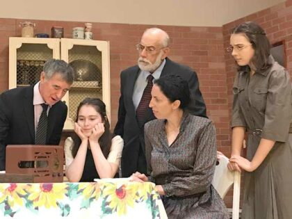 Classic Theater Guild producing 'The Diary Of Anne Frank' at Beth Israel Synagogue