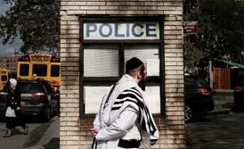 What is causing the spike in anti-Semitic attacks in Brooklyn?