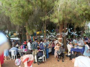 Carlebach moshav rises from the ashes: Record crowd for country fair shows popular support