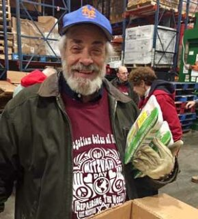 200 help with tikkun olam on COGH's  22nd annual mitzvah day